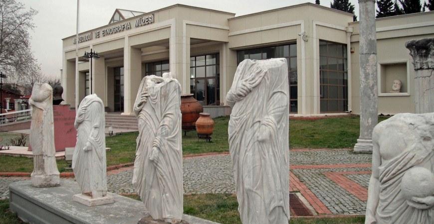 THE MUSEUMS OF KOCAELI (IZMIT) TURKEY