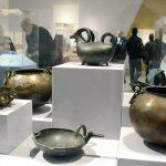 The Treasures of Gordion (Ankara) Turkey