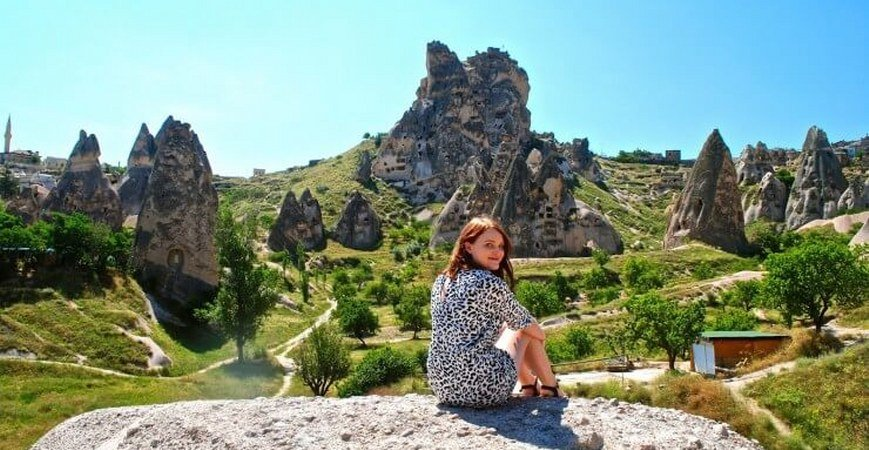 Day Trip to Cappadocia from Istanbul