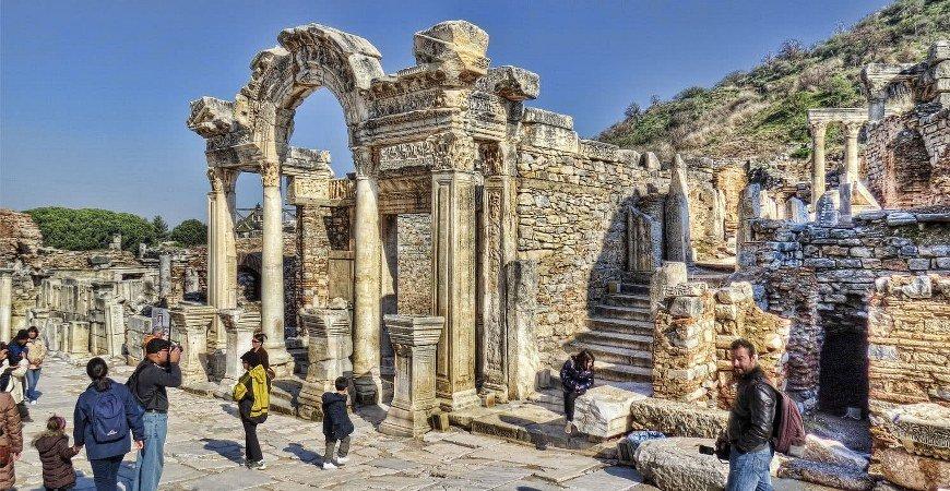 Ephesus - Turkey