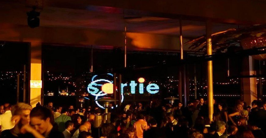 new year party Istanbul