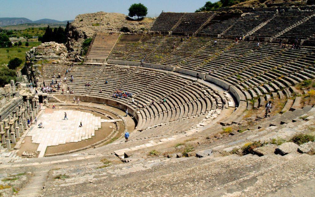 Ruins Ephesus