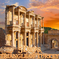 5 Days Triangle of Turkey
