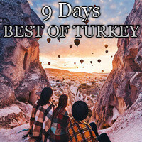 9 Days Best of Turkey