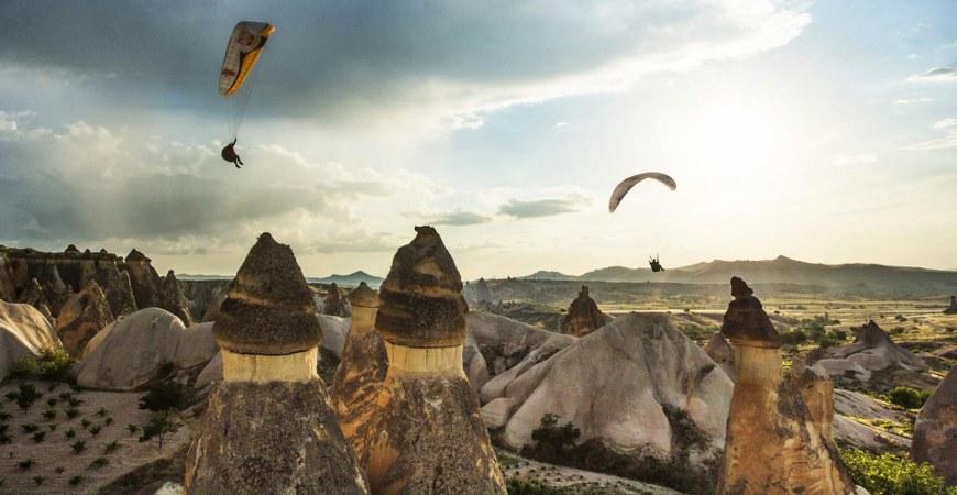 Cappadocia Tandem Paraliding